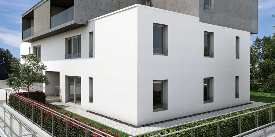 Condominio Alessandro Volta Antisismico ed ecosostenibile