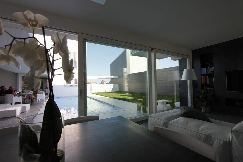 Ville con piscina a Vicenza, un modello residenziale innovativo e sostenibile