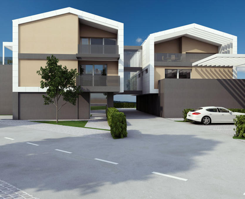 Appartamento 1 - Residence Leonardo