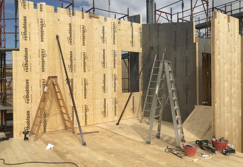 Luglio 2019 - pareti solide in xlam