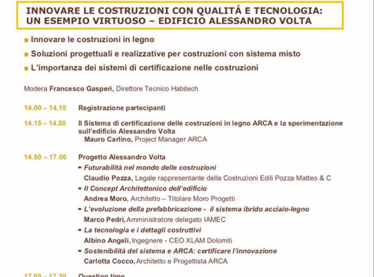 Legno & Edilizia 2019