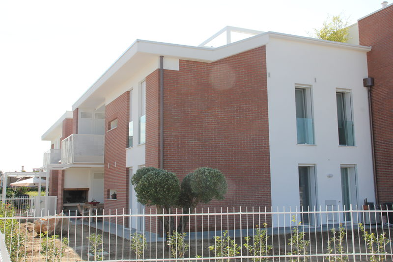 Residence Galileo: 8 nuove case ecosostenibili a Vicenza